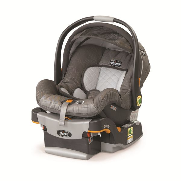 How To Remove A Baby Car Seat From The Base