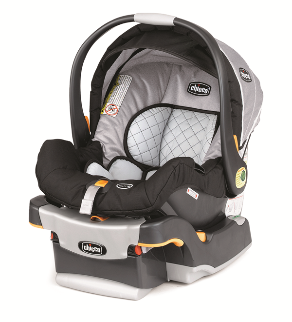 Infant Car Seat Head Support Pattern