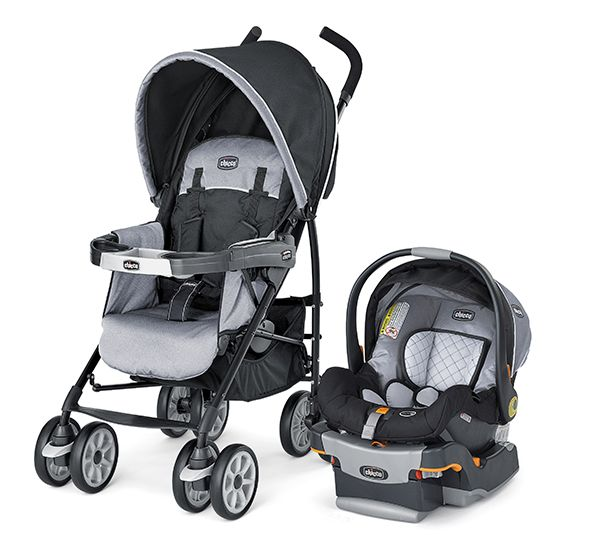 Chicco Neuvo Travel System With Keyfit 30 Infant Car Seat
